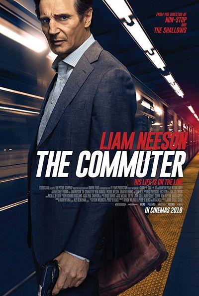 معرفی فیلم سینمایی The Commuter