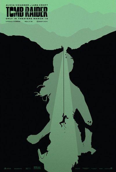 معرفی فیلم سینمایی Tomb Raider