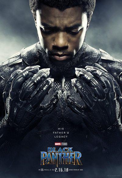 معرفی فیلم سینمایی Black Panther