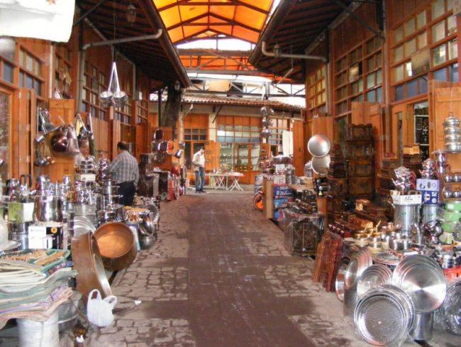 بازار تاریخی ماردین با بهترین صنایع دستی