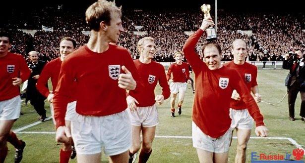 نبردی حساس و هیجانی در فینال جام جهانی 1966 و برد انگلستان