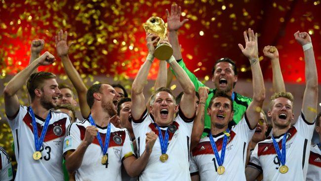 قهرمانی خاطره انگیز آلمان در فینال جام جهانی 2014