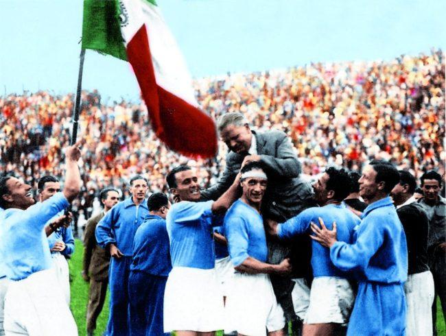 قهرمانی غرور آفرین ایتالیا در سال 1934