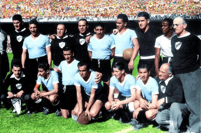 بهترین فینال جام جهانی در سال 1950 و قهرمانی اوروگوئه