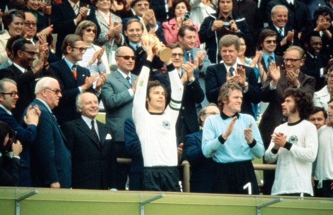 آلمانغربی فاتح جام جهانی در سال 1974