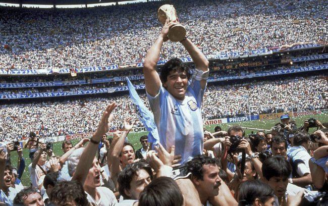 قهرمانی پرشکوه و افتخار آفرین آرژانتین در سال 1986 مقابل مکزیک