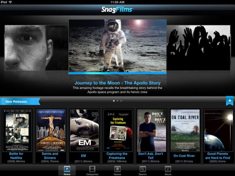 بهترین برنامه پخش فیلم و سریال رایگان در اندروید - لیست 10 تایی