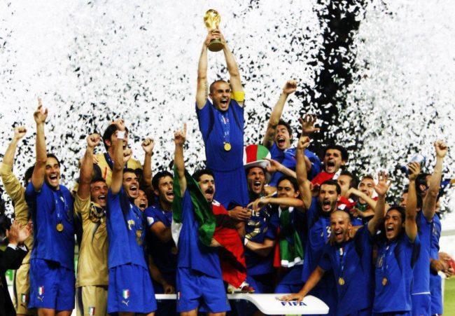 برترین فینال جام جهانی با قهرمانی ایتالیا در سال 2006