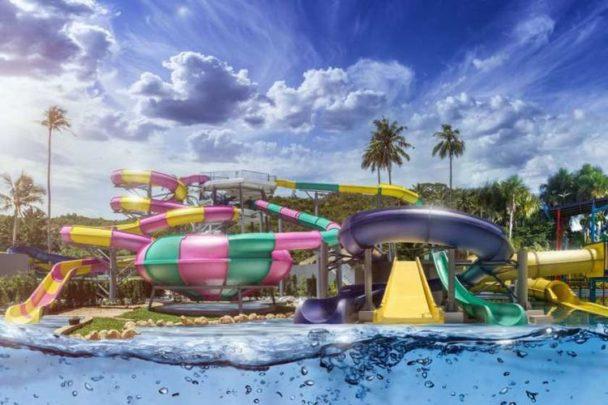 معرفی بهترین پارک آبی مشهد