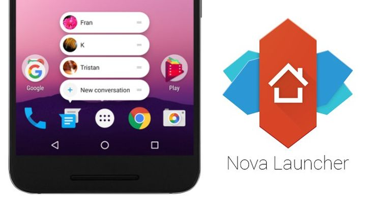 Nova Launcher بهترین لانچر اندرویدی