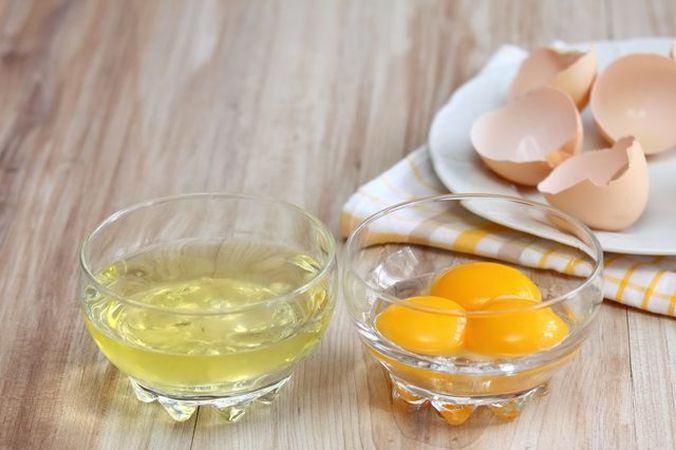 ماسک سفیده تخم مرغ بهترین ماسک برای از بین بردن چین و چروک صورت