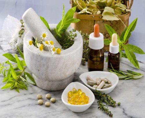 طب گیاهی و سنتی در ایران