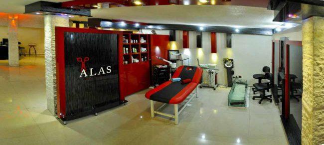 آرایشگاه داماد آلاس یکی از مراکز تخصصی گریم داماد در مشهد