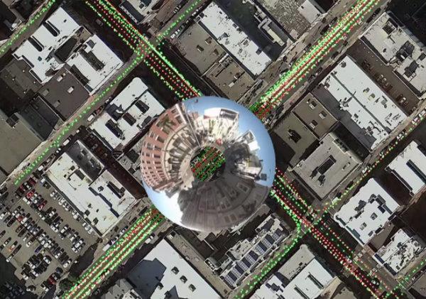 ذخیره کردن نقشه ها در گوگل مپ چگونه است؟