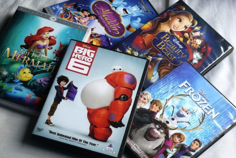 معروفترین انیمیشنهای والت دیزنی