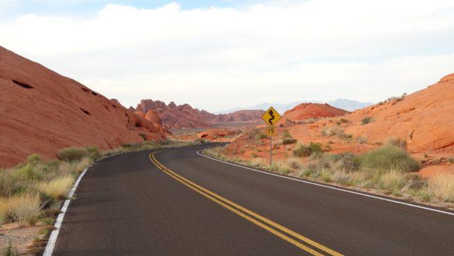 لاس وگاس (Los Vegas road) خیابان جادویی و رویایی در دنیا