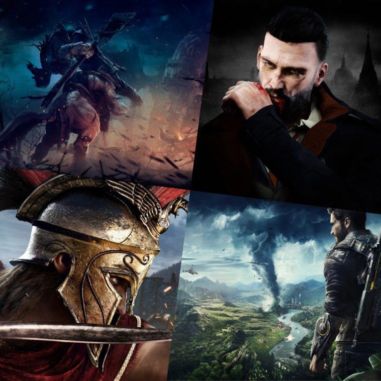 بهترین بازیهای کامپیوتری ۲۰۱۸