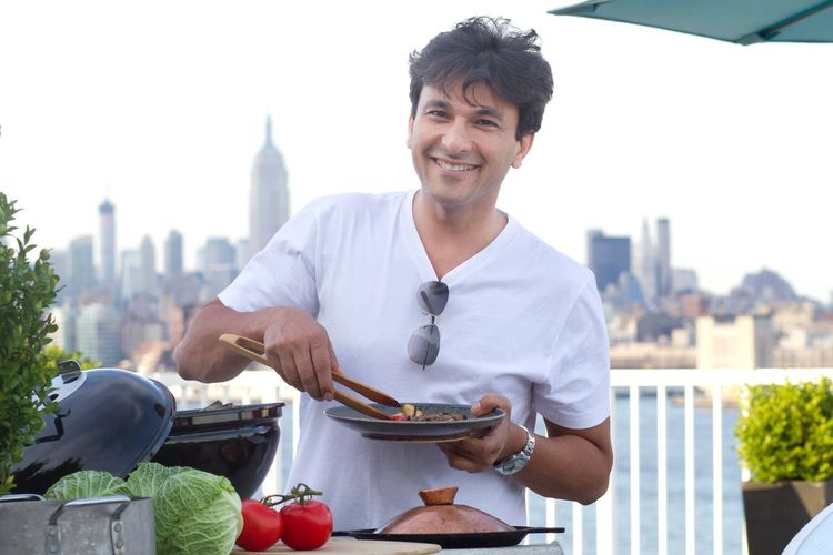 ویکاس خانا سرآشپز مشهور هندی