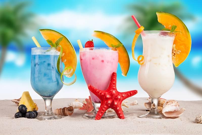 انواع شربت تابستانی