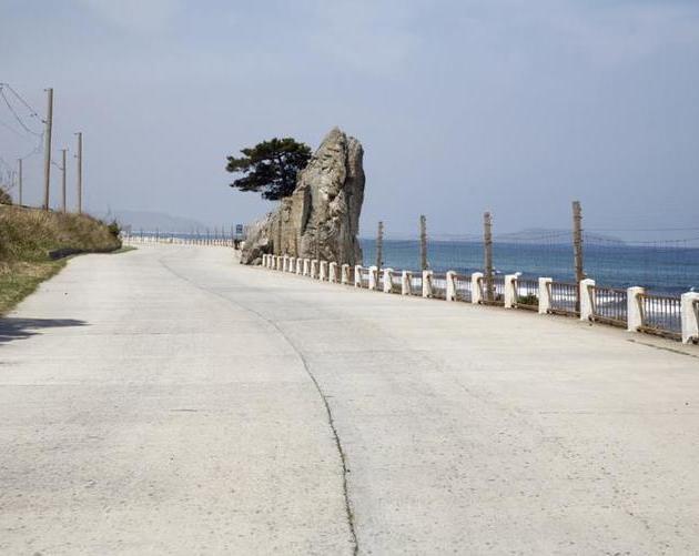 سواحل کره شمالی