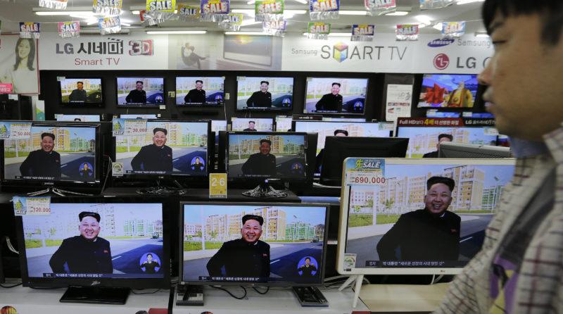 تلویزیون کره شمالی