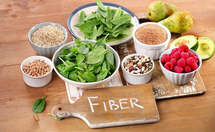 تاثیر مصرف فیبر در کاهش وزن