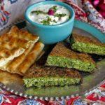 بهترین غذای گیاهی ایرانی