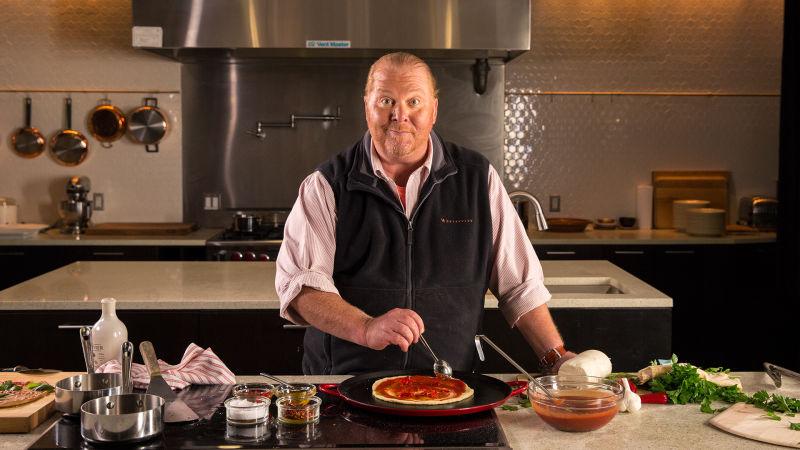 ماریو باتالی یکی از ثروتمندترین سرآشپزهای دنیا