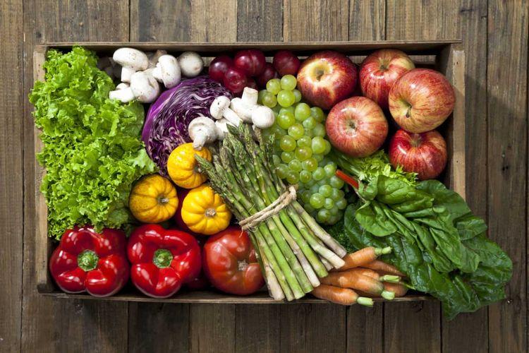 فواید مصرف سبزیجات در کاهش وزن