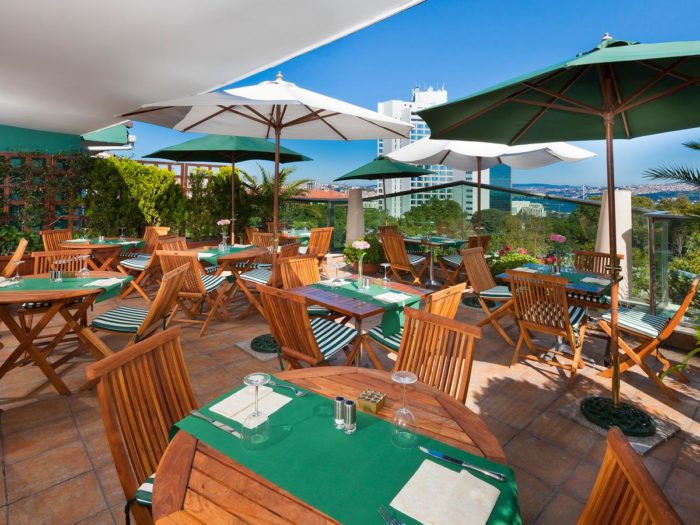 هتل گرمیر پالاس (Germir Palas Hotel – Special Class)