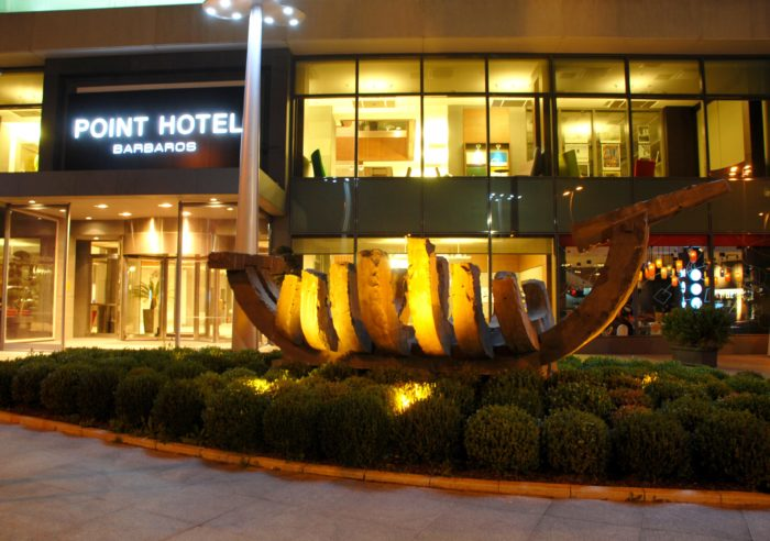هتل پوینت باربرس (Point Hotel Barbaros)