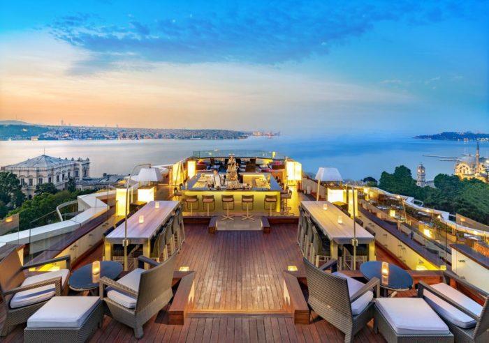 هتل سوییسوتل بسفروس استانبول (Swissotel The Bosphorus Istanbul)