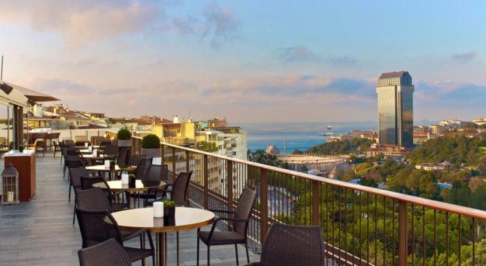هتل سنت رجیس استانبول (The St. Regis Istanbul)