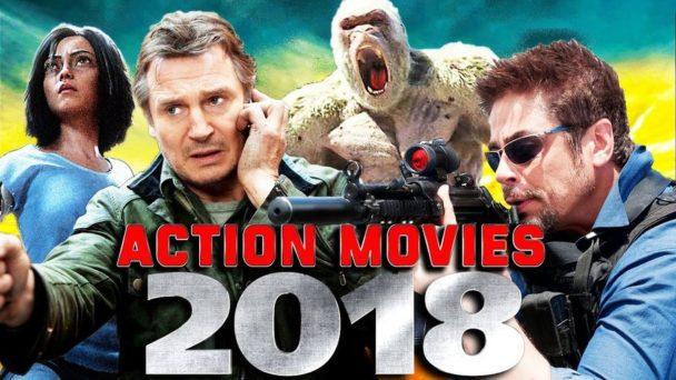 معرفی بهترین فیلم های اکشن 2018