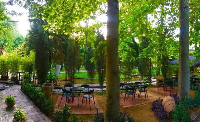 کافه چای بار یکی از بهترین کافه های تهران
