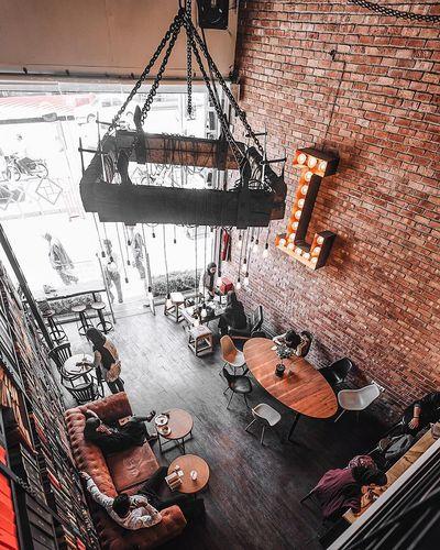 کافه لمیز یکی از بهترین کافه های تهران