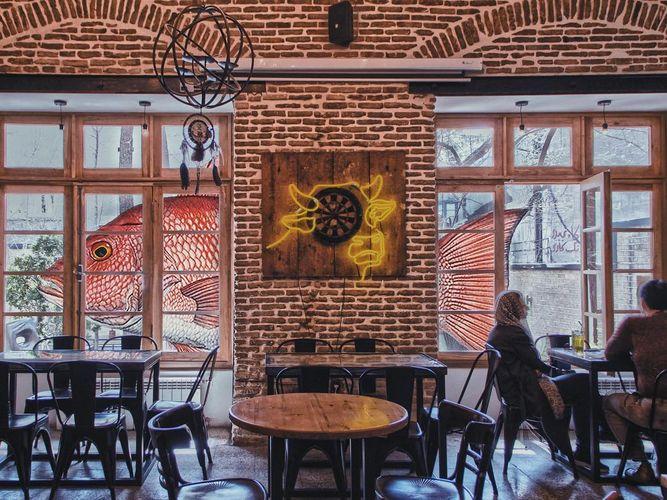 معرفی کافه رستوران ری را
