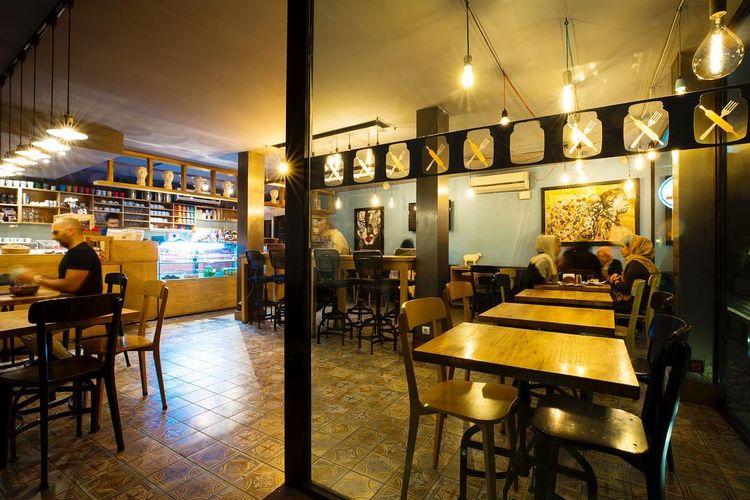 کافه رستوران سبوس بهترین کافه تهران