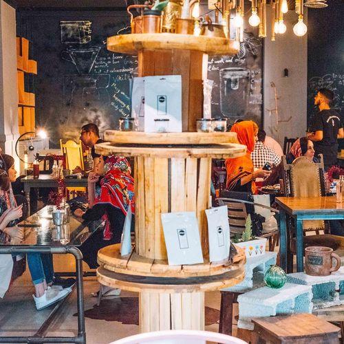 کافه سپنج یکی از بهترین کافه های تهران