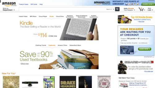 فروشگاه اینترنتی معروف Amazon