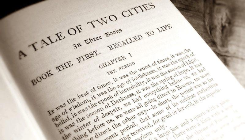 داستان دو شهر