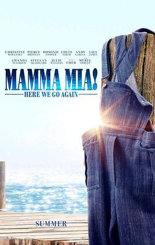 معرفی فیلم کمدی ماما میا! دوباره شروع شد