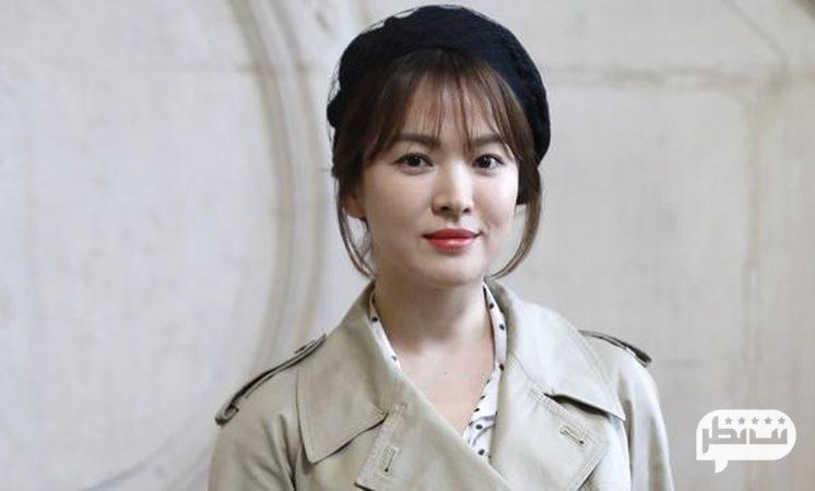 سونگ هی کیو بازیگر زن کره ای
