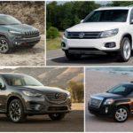 بهترین اتومبیل های شاسی بلند 2018