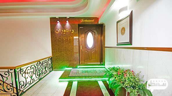 رستوران بام مهتاب تهران یکی از رستوران های خاص و شیک در تهران