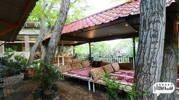 رستوران جویبار از بهترین رستوران های شمال تهران در منطقه خوش آب و هوا
