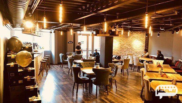 کافه رستوران سولیس از دنج ترین رستوران های شمال تهران