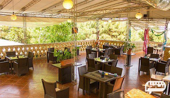 رستوران مجلل مشیر یکی از بهترین کافه رستوران ها در شمال تهران