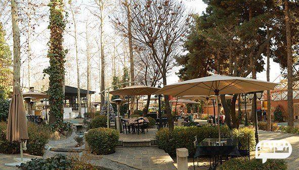 رستوران پرانیک از رستوران های فوق العاده جذاب در شمال تهران