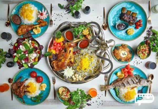 رستوران کنجه یکی از رستوران های محبوب با غذاهای خوش طعم